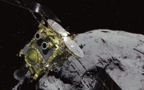 ასტეროიდიდან აღებული ნიმუშები სპეციალურმა კაფსულამ დედამიწაზე ჩამოიტანა