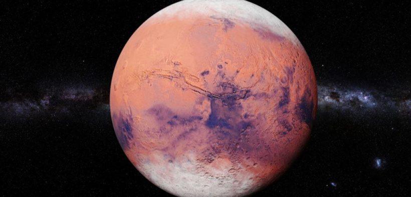 მარსი - წითელი პლანეტა - საინტერესო ფაქტები