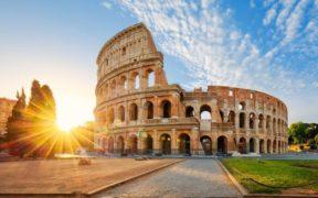 კოლიზეუმი, ძველი რომი, რომის იმპერია