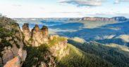 ლურჯი მთები, ავსტრალია: მსოფლიოს ერთ-ერთი ყველაზე გამორჩეული ჰაბიტატი