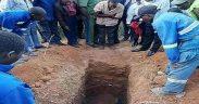 გარდაიცვალა ზამბიელი მღვდელი, რომელმაც თავი ცოცხლად დაამარხვინა