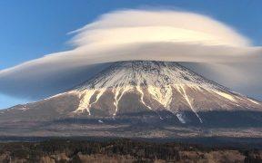 ფუძიამა - იაპონიის სამი წმინდა მთიდან უწმინდესი